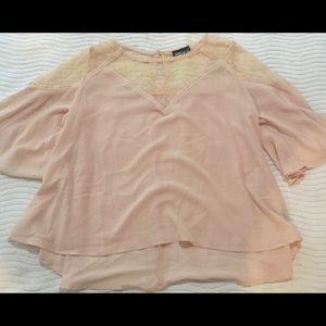 Wet seal blouse